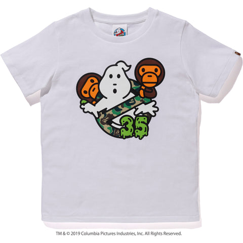 GHOSTBUSTERS X BABY MILO TEE #6 LADIES
