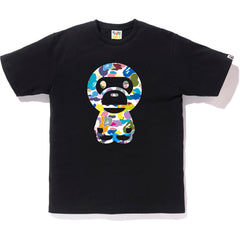 aae4b9f4 NEW MULTI CAMO BIG BABY MILO TEE MENS
