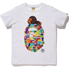 MILO ABC MULTI MILO ON BIG APE TEE LADIES