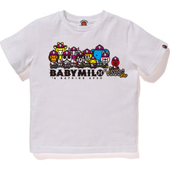 MILO BASEBALL TEAM TEE KIDS
