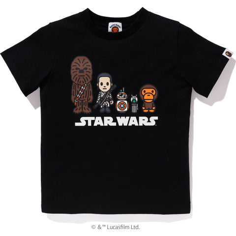 SW X BAPE REPUBLIC TEE KIDS
