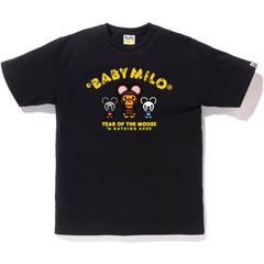 YEAR OF THE MOUSE BABY MILO TEE MENS