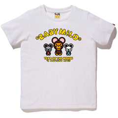 YEAR OF THE MOUSE BABY MILO TEE LADIES