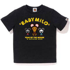YEAR OF THE MOUSE BABY MILO TEE KIDS