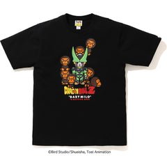 BAPE X DRAGON BALL Z BABY MILO CELL & CELL JR TEE MENS
