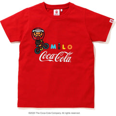 COCA COLA MILO BMX TEE LADIES
