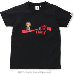 COCA COLA MILO SKATEBOARDING TEE LADIES