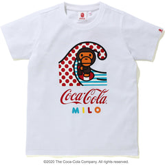 COCA COLA MILO SURFING TEE LADIES
