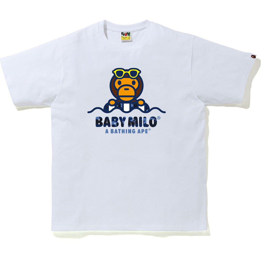 COLOR CAMO MILO FLOAT SUMMER TEE MENS