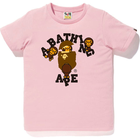 COLLEGE MILO TEE LADIES