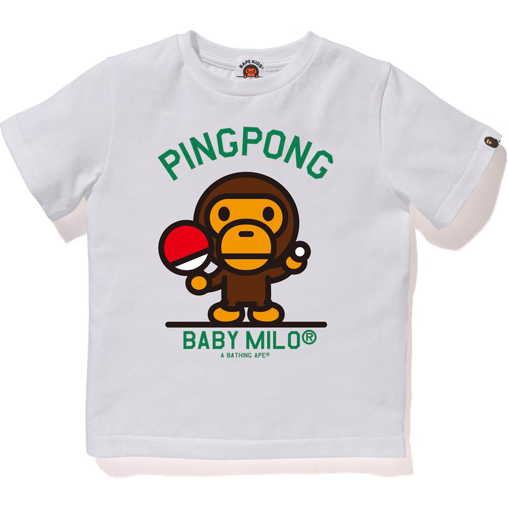 MILO PINGPONG SPORTS TEE KIDS