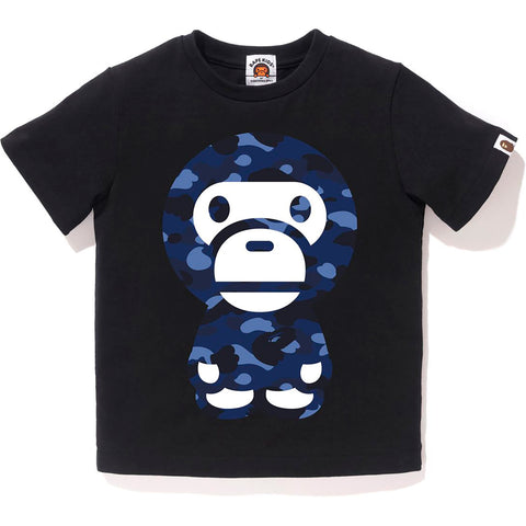 COLOR CAMO BIG BABY MILO TEE KIDS
