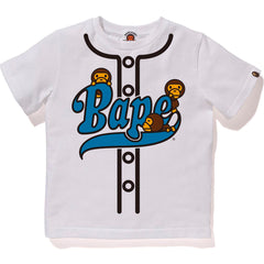MILO BASEBALL SHIRT TEE KIDS