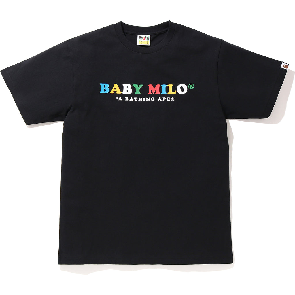 BABY MILO BICYCLE RACE TEE MENS