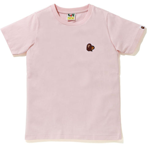 APE HEAD & MILO ONE POINT TEE LADIES