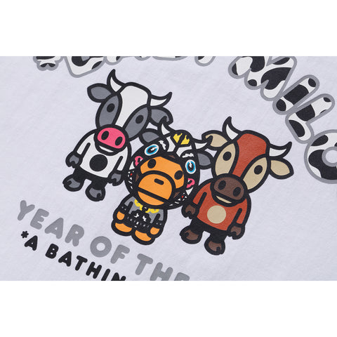 YEAR OF THE Ox BABY MILO TEE MENS