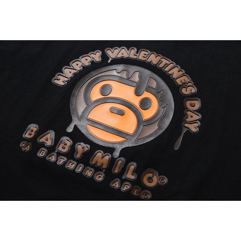 VALENTINE CHOCOLATE BABY MILO TEE LADIES