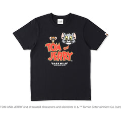 BAPE X TOM AND JERRY BABY MILO TEE 1 LADIES