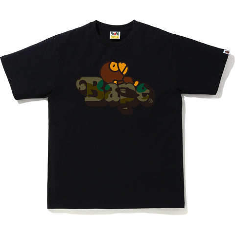 1ST CAMO MILO ON BAPE TEE LADIES