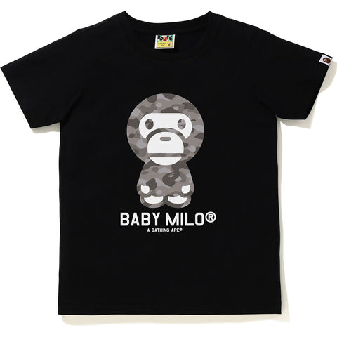 COLOR CAMO BABY MILO TEE LADIES