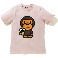 BABY MILO JUICE SUMMER TEE LADIES
