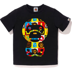 MILO FRIENDS BLOCK BIG BABY MILO TEE KIDS