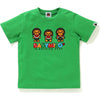 BABY MILO WATER MELON SUMMER TEE KIDS