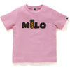 BABY MILO PINEAPPLE TEE KIDS