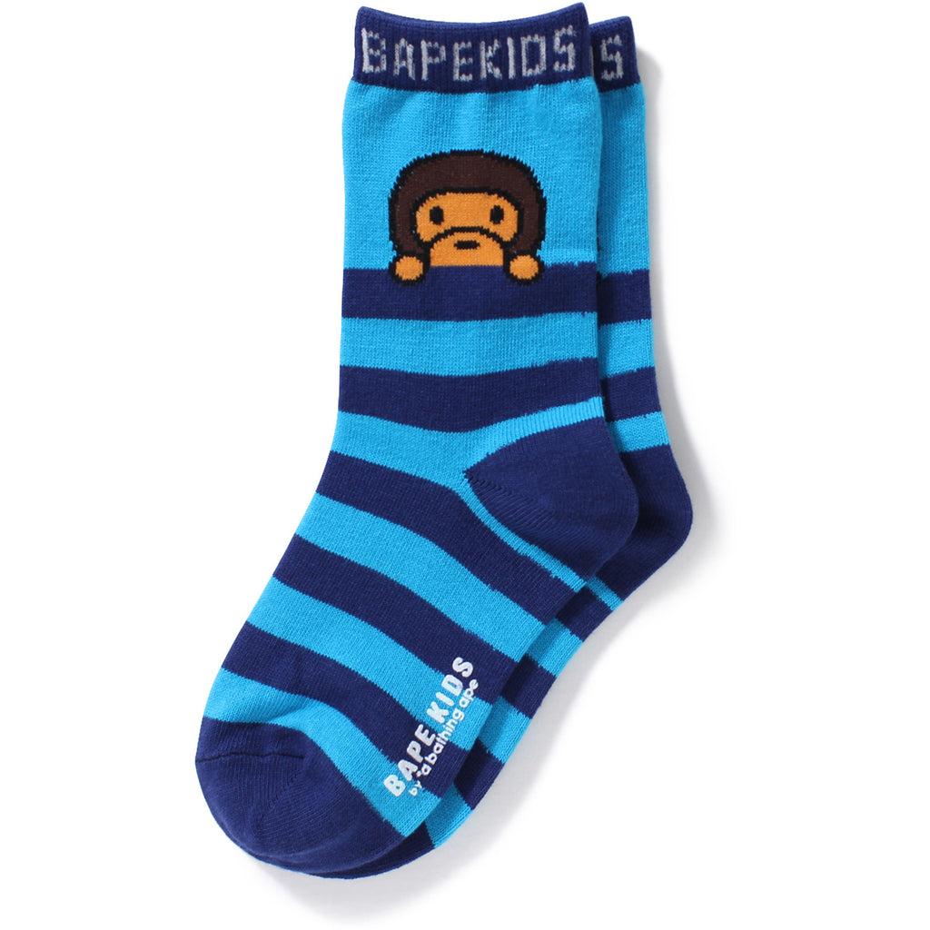 Boys' Socks Boys will be boys, so we've designed our kids' socks to keep up with them. You'll find our assortment of boys' socks have all the features they need including reinforced heels and toes, comfort toe seaming and soft, cotton socks with added cushioning for comfort.
