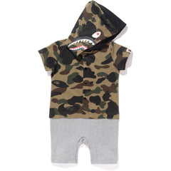 1ST CAMO MILO SHARK ROMPERS KB KIDS
