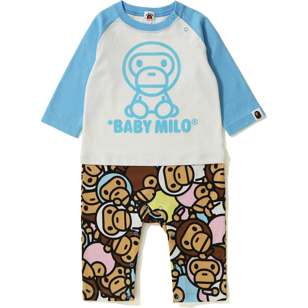 ALL BABY MILO MULTI ROMPERS KB KIDS