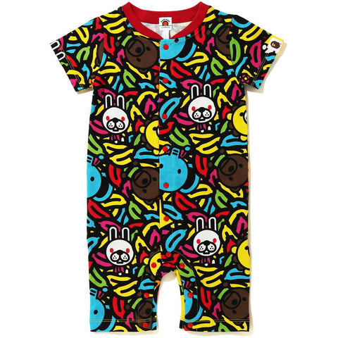 MILO BANANA POOL ROMPERS KB KIDS