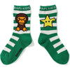 BABY MILO STA BORDER SOCKS KIDS