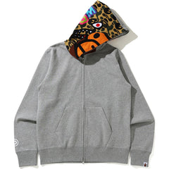 MILO SHARK FULL ZIP HOODIE MENS
