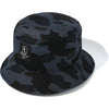 MR CAMO BUCKET HAT MENS