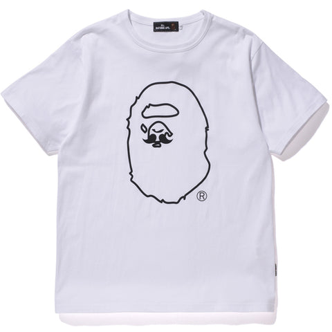 MR BATHING APE TEE