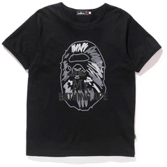 MR BATHING APE TEE M