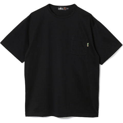 MR BATHING APE WIDE TEE MENS