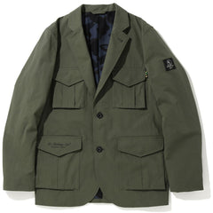 MILITARY TAILORED JACKET MENS
