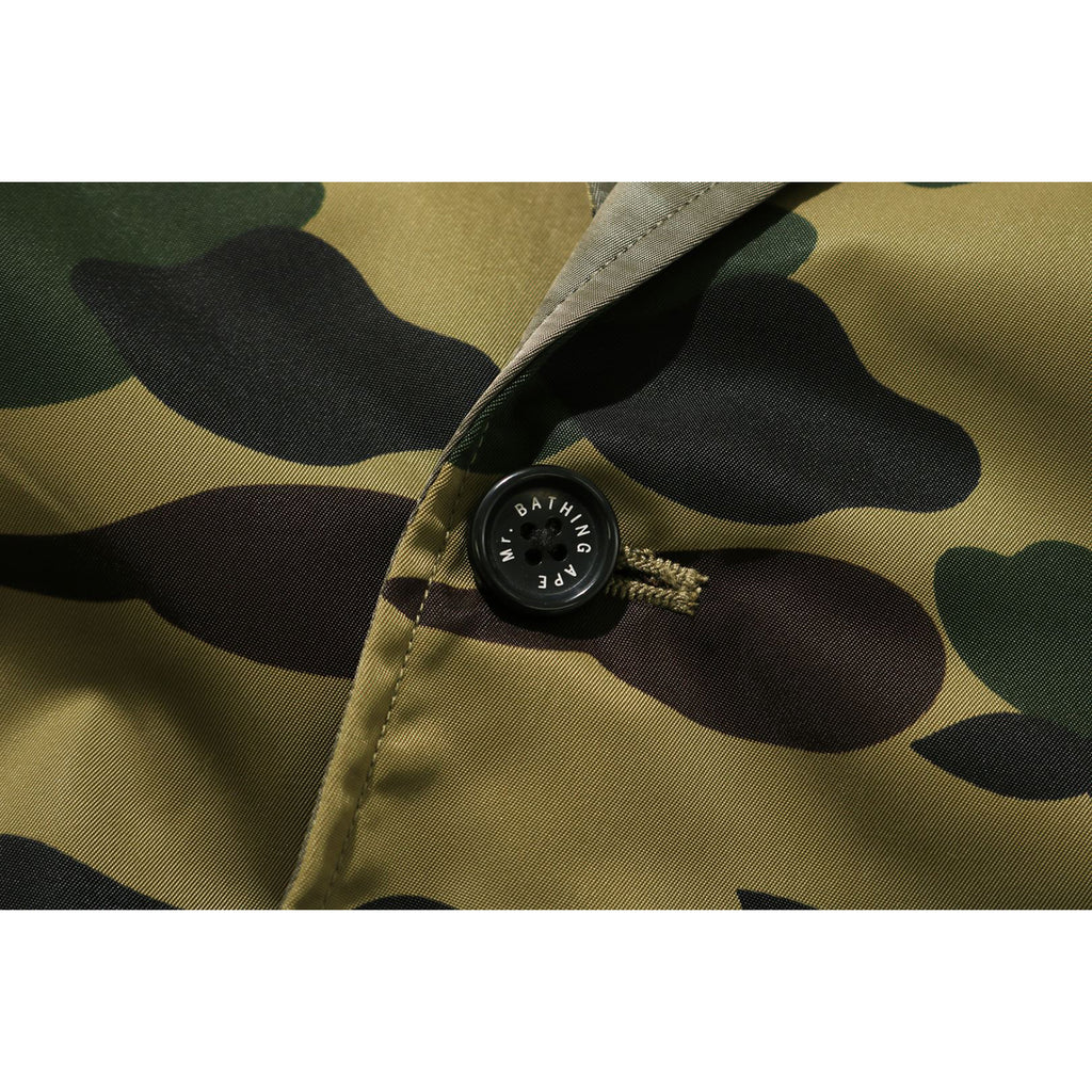 1ST CAMO MILITARY TAILORED JACKET MENS