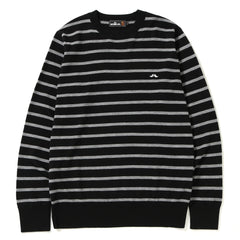 ONE POINT CREWNECK KNIT MENS