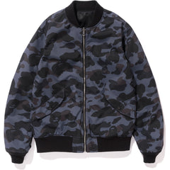 REVERSIBLE BOMBER JACKET MENS
