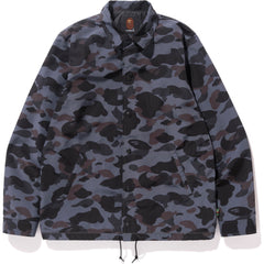 1ST CAMO COACH JACKET MENS
