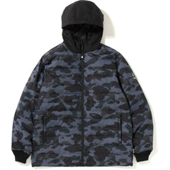 LIGHT DOWN HOODIE JACKET MENS