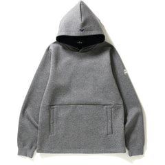 DOUBLE KNIT PULLOVER HOODIE MENS