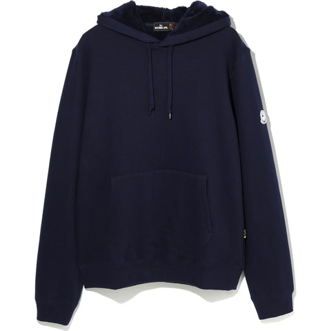 MR BATHING APE PULLOVER HOODIE MENS