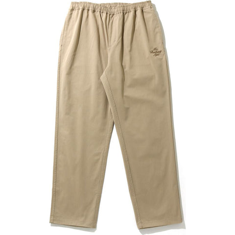 CHINO EASY PANTS MENS