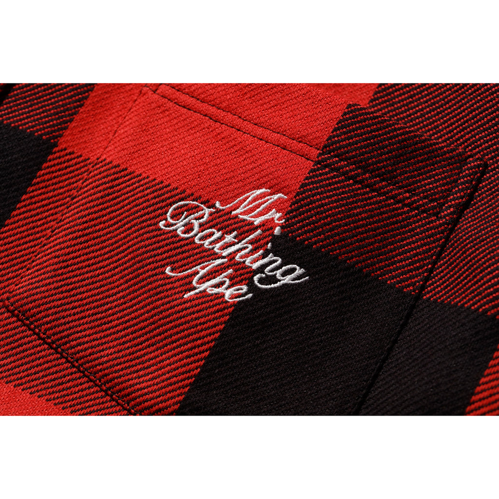 CHECK FLANNEL SHIRT MENS