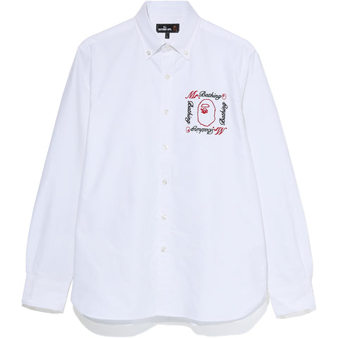 MR EMBROIDERY BD SHIRT MENS