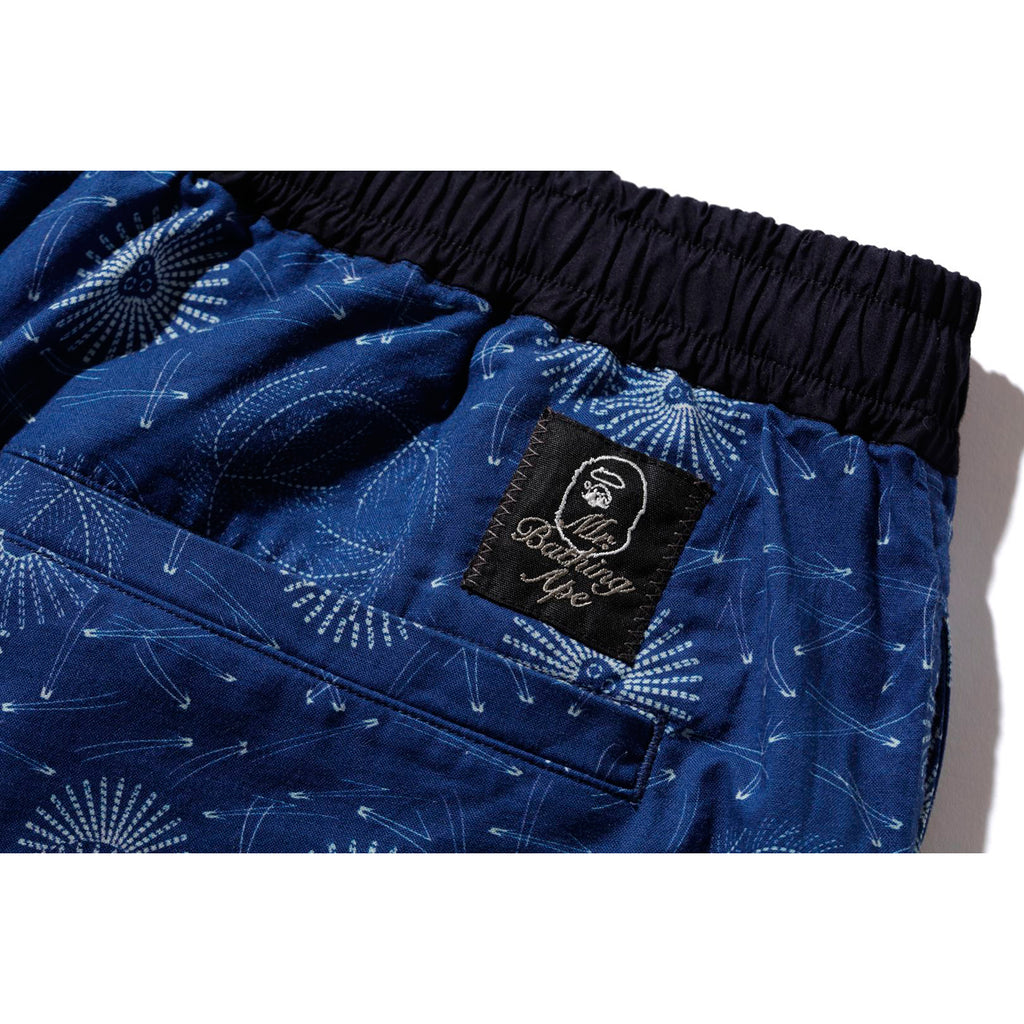 MR PATTERN SHORTS MENS